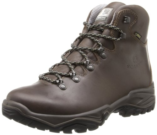 Scarpa Womens Women's Terra GTX Hiking Boot,Brown,42 EU/10 M US by SCARPA
