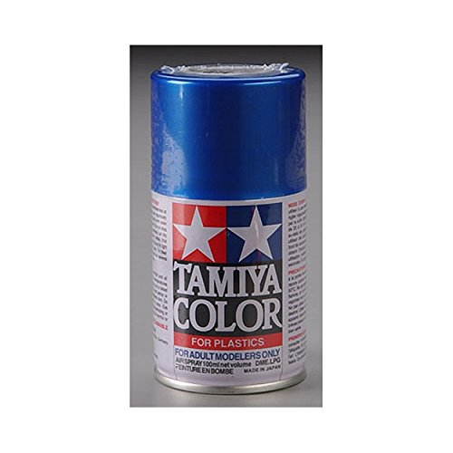 Spray Lacquer TS-50 Blue Mica - 100ml Spray Can 85050