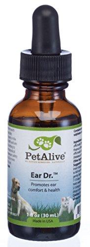 PetAlive Ear Dr. - Ear Drops for Pets (30ml)