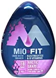 (US) Artic Grape Mio Fit Water Enhancer 1.62 Ounce, LOT of 4