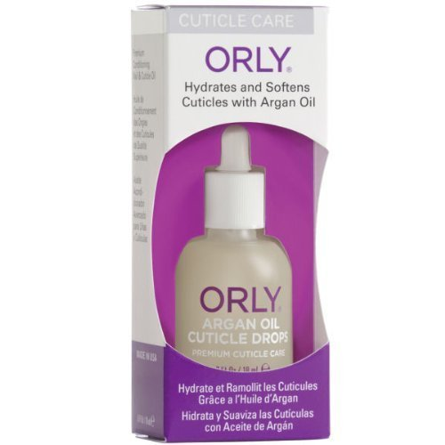 ORLY-ARGAN OIL CUTICLE DROPS & HAND CREAM - Your Ultimate Luxury (ORLY Argan Oil Cuticle Drops (18ml)) by Orly