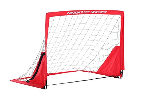 Rukket 4x3ft Portable Practice Soccer Goal For Sale