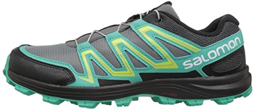 Shoes Trail Running monument 000 W Women''s black atlantis Grey Speedtrak Salomon xSUXF