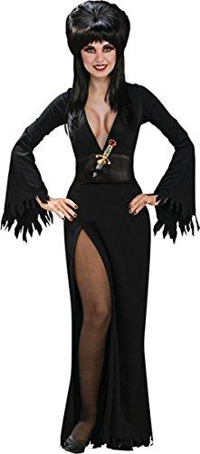 (Rubie's Women's Elvira Adult Costume)