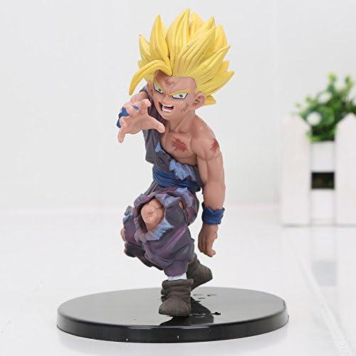 Amazon.com: 12 cm Dragon Ball Z Juguete Dramatic Showcase ...