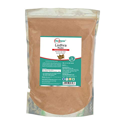 Way2Herbal Lodhra Powder – 1 kg