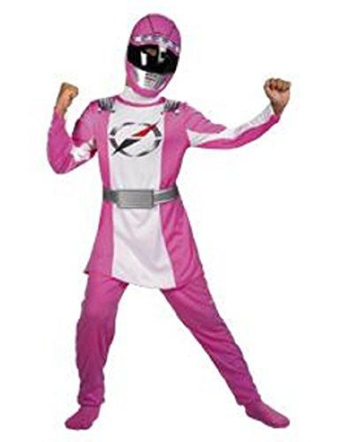 Girl's Pink Power Ranger Costume
