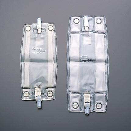 HOLLISTER INC. HOL9805 Latex-Free Urinary Leg Bag, - Leg Latex Straps Box