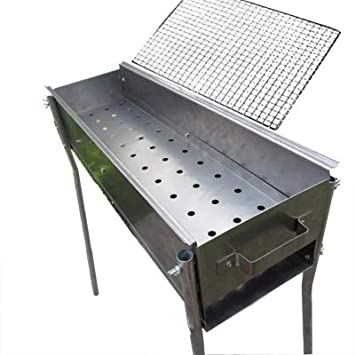 Horno grill Grill equipo al aire libre estufa de leña estufa de carbón incensario quemador de