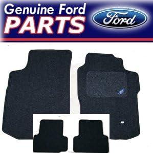 Genuine Ford Fiesta MK6 2001-2008 Front /& Rear Tailored Carpet Floor Mats