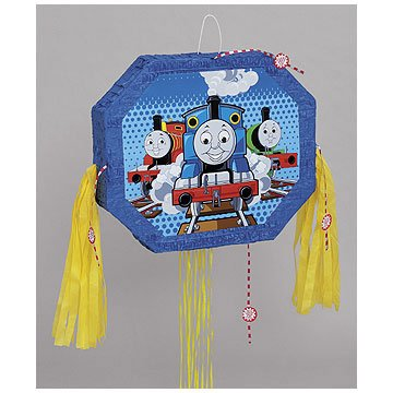 Thomas the Tank Engine Pinata, Pull String by Unique