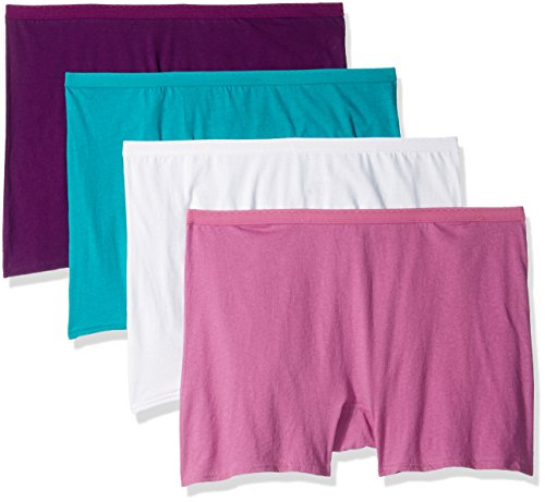 Cotton Plus Size Boxers - 1