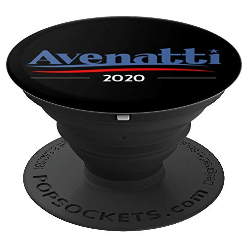 Avenatti for 2020 President Election Swirl Design - PopSockets Grip and Stand for Phones and Tablets