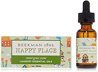 product image for Beekman 1802 Happy Place 1 oz. Sweet Grass Essential Oil Fragrance Blend