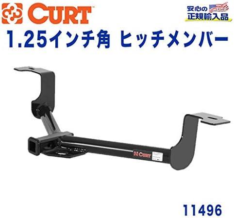 [CURT カート社製 正規代理店]Class1 ヒッチメンバー レシーバーサイズ 1.25インチ 牽引能力 約908kg ホンダ インスパイア