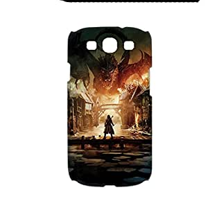 Generic Creativity Back Phone Case For Children Print With The Hobbit The Battle Of Five Armies For Samsung Galaxy S3 Full Body Choose Design 1-15