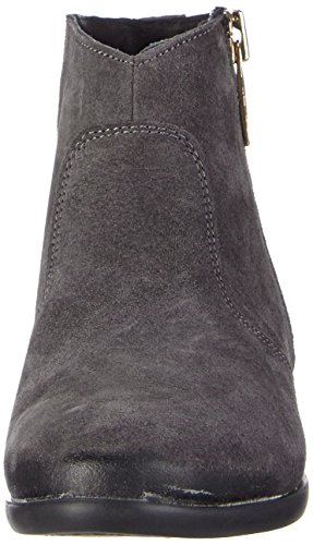Inuovo Babelicious, Women's Cold Lined Classic Boots Short Length Gray - Grau (Suede Grey)