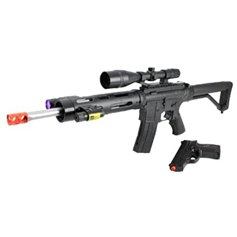 Review Ukarms P1136 Spring Airsoft