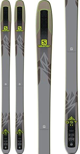 - Salomon QST 92 Skis Mens Sz 185cm