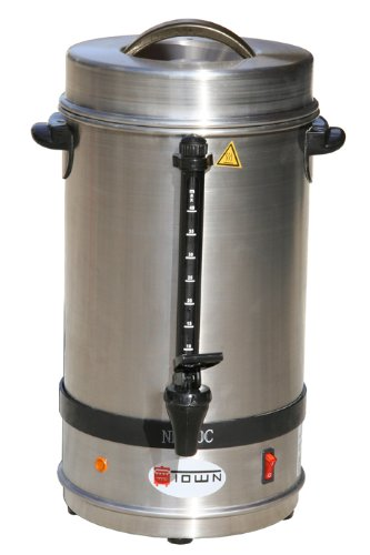 Stainless Steel 9-Liter Coffee Boiler by Town Equipment