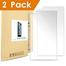 LG V10 Screen Protector,AordKing[2 Pack]Tempered Glass Screen Protector,0.3mm 9H Hardness Featuring Anti-Scratch,Lifetime Warranty