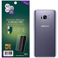 Pelicula HPrime Curves Pro para Samsung Galaxy S8 - VERSO, Hprime, Película Protetora de Tela para Celular, Transparente