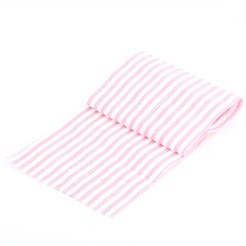 TM Impression Fleur Pattern 8/color/é Bandes de tissu de coton Patchwork Craft DIY /à coudre jouet 10/* 50/cm A3/8/1/S Reixus