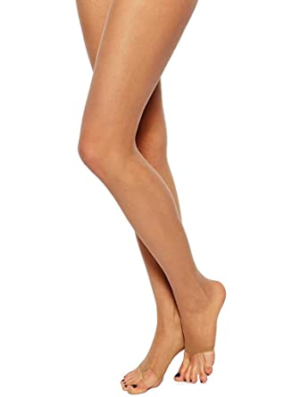 f20f825cc Gipsy Better Than Bare Open Toe Tights  Amazon.co.uk  Clothing