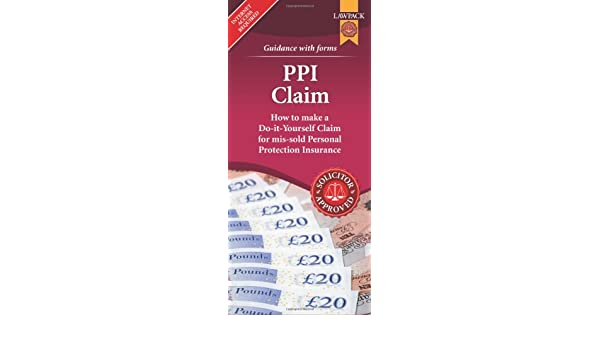 Ppi claim form pack how to make a do it yourself claim for mis sold ppi claim form pack how to make a do it yourself claim for mis sold personal protection insurance steve wiseman 9781909104174 amazon books solutioingenieria Gallery