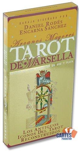 Juego de 24 cartas : Tarot de Marseille Luxe [importado de ...