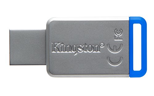 Kingston 64GB USB 3.0 Data Traveler 50, 110MB/s Read, 15MB/s Write (DT50/64GB)
