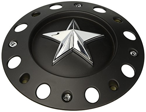 KMC XD SERIES 775L239B Rockstar Dually Center Cap