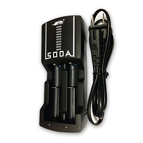 Efest SODA Charger rechargeable battery