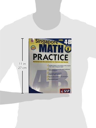 Math Practice, Grade 5 (Singapore Math): Frank Schaffer ...
