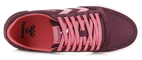 Pastel Stadil Hummel Patels Lo Grape Wine scarpe Da Stadio qH81Hf