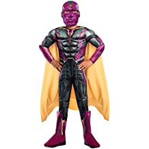 Rubie's Costume Avengers 2 Age Of Ultron Child's Deluxe Vision Costume, Medium