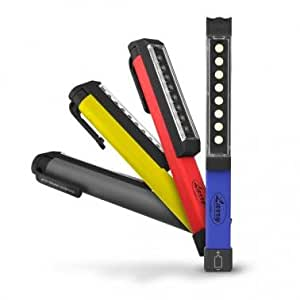 """Nebo """"The Larry"""" 8 LED Pocket Work Light (Color May Vary)"""