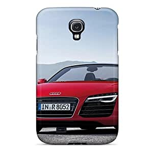Tpu Case Skin Protector For Galaxy S4 Audi R8 Convertible With Nice Appearance