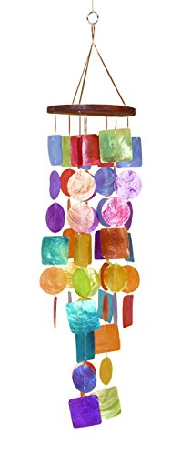 Urban Trends Capiz Wind Chime product image