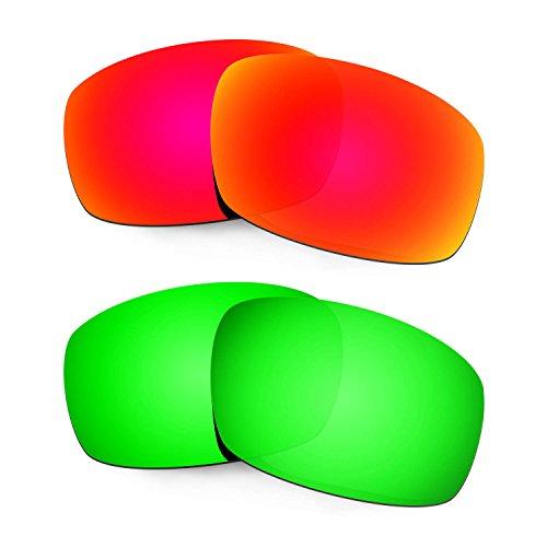 Hkuco Plus Mens Replacement Lenses For Costa Caballito - 2 pair