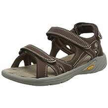 Hi-Tec V-Lite Walk-Lite Womens Sandals Brown