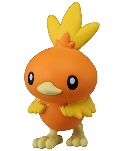 """Takaratomy Official Pokemon X and Y MC-057 2"""" Torchic Action Figure"""