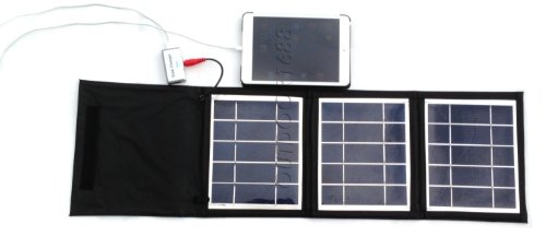 Dashboard Solar Battery Charger - 5