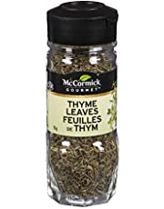 McCormick Gourmet, Premium Quality Natural Herbs & Spices, Thyme Leaves, 15g