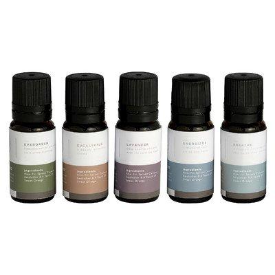 Mr. Steam MS ESSENTIAL5 Aromasteam essential oils Aromatherapy(5-Pack)