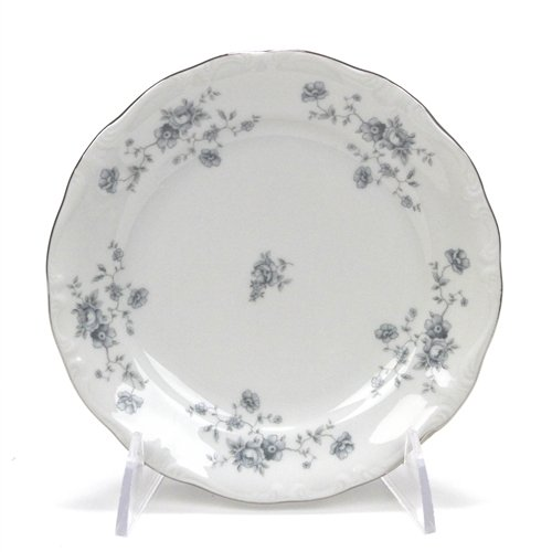 Blue Garland Bread Butter Plates - Blue Garland by Johann Haviland, China Bread & Butter