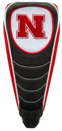 Nebraska Cornhuskers Shaft Gripper Driver Headcover by Team Effort - Nebraska Cornhuskers Shaft Gripper