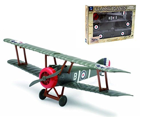 WWI Classic plain model Sopwith Camel F.1, easy ()