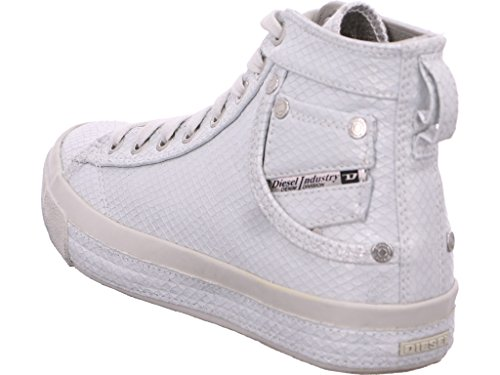 Diesel Exposure IV W white/nickel