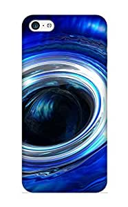 Adowfh-3862-bangakj Case Cover Protector Series For Iphone 5c Abstract Fractal 3d Fractal Case For Lovers